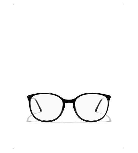 CHANEL Round glasses