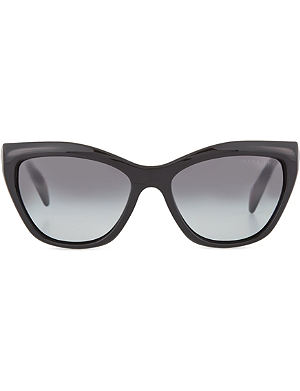 PRADA 0PR02QS cat-eye sunglasses