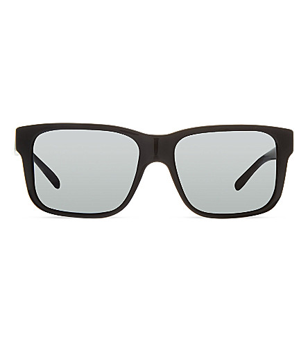 BURBERRY B4170 square sunglasses (Black