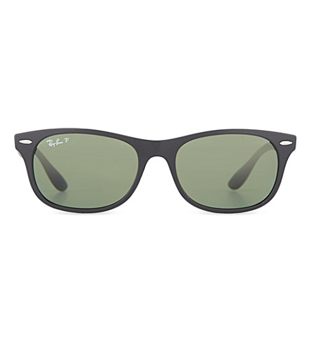 RAY-BAN Wayfarer Liteforce ORB4207 sunglasses (Matte+black