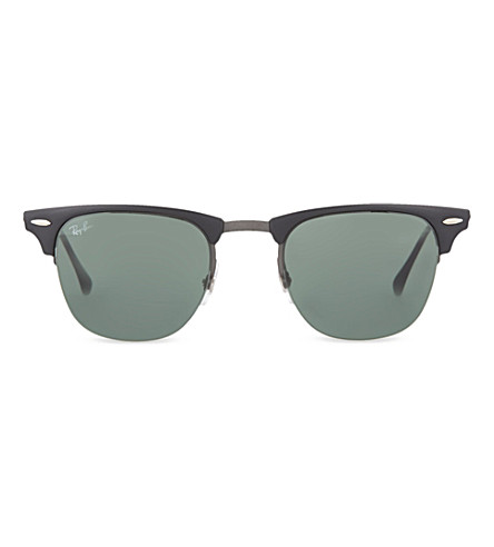 RAY-BAN Light Ray RB8056 sunglasses (Blasted gunmetal