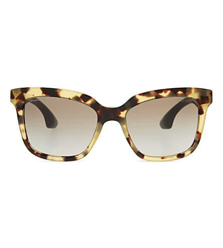 MIU MIU MU09PS The Collection square-frame sunglasses