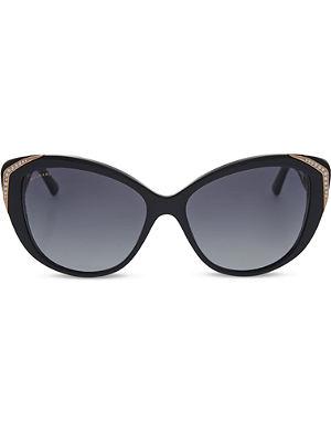 BVLGARI Bv8151 cat-eye sunglasses