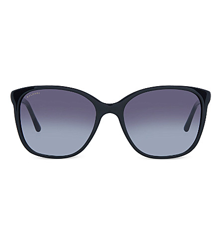 BVLGARI BV8152 Square sunglasses (Black