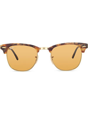 RAY-BAN RB3016 Clubmaster Havana sunglasses