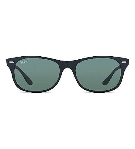RAY-BAN RB4223 classic folding sunglasses (Matte+black