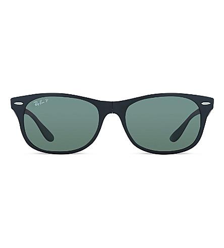 RAY-BAN RB4223 classic folding sunglasses (Matte+black