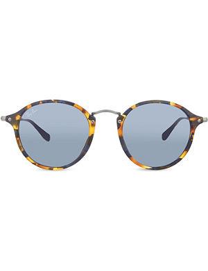 RAY-BAN RB2447 Havana Phantos sunglasses