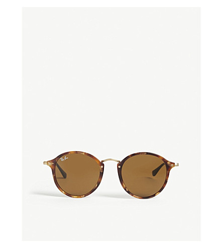 RAY-BAN RB2447 Havana Phantos sunglasses (1160brown