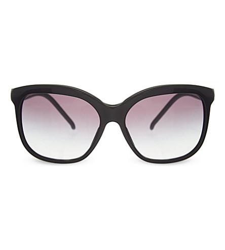 BVLGARI BV8155 square sunglasses (501/8gblack