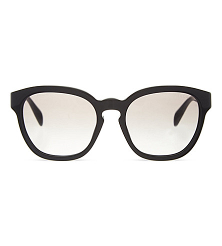 PRADA PR17R square sunglasses (1ab0a7black