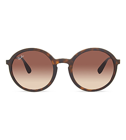 RAY-BAN RB4222 Havana Phantos sunglasses (865/13brown