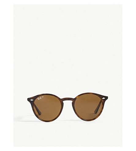 212473d5e936a Tag Ray Ban 2180 Round Frame Acetate Sunglasses — waldon.protese-de ...