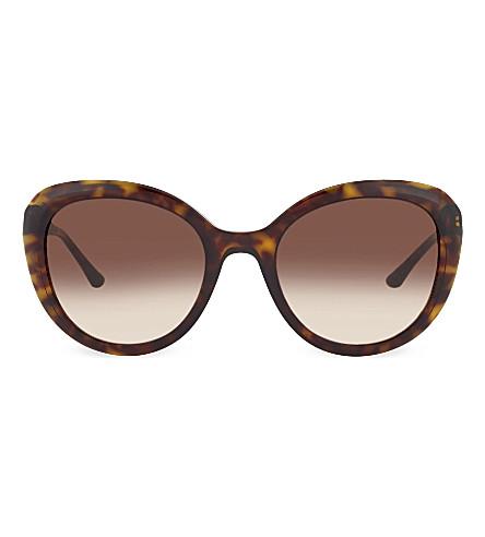 EMPORIO ARMANI AR8065-H Havana cat eye sunglasses (Havana