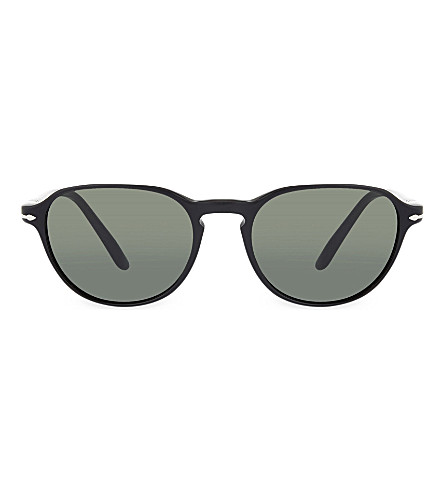 PERSOL 3053-S phantos sunglasses (Black