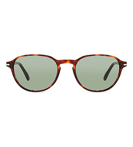 PERSOL OPO3053 Havana Phantos sunglasses (Havana