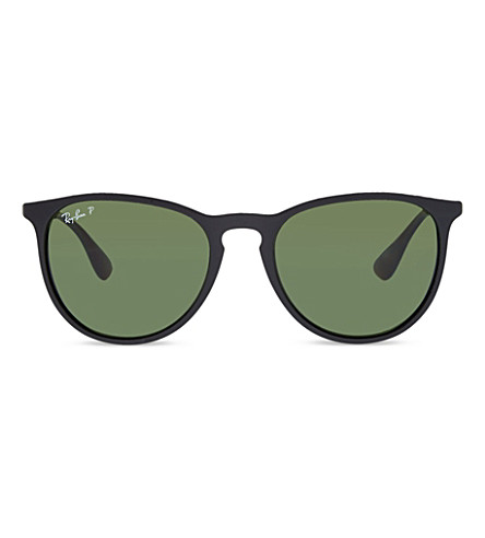 RAY-BAN RB4171 aviator sunglasses (Black
