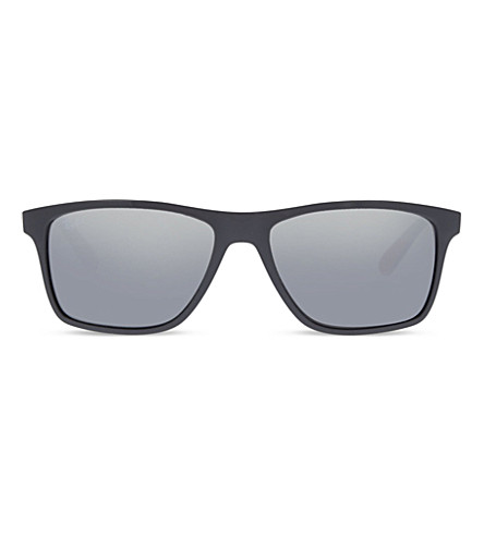 RAY-BAN RB4234 rectangle sunglasses (Grey