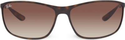 Ray Ban Glasses Frames Tortoise Shell : RAY-BAN - RB4231 tortoise shell square sunglasses ...