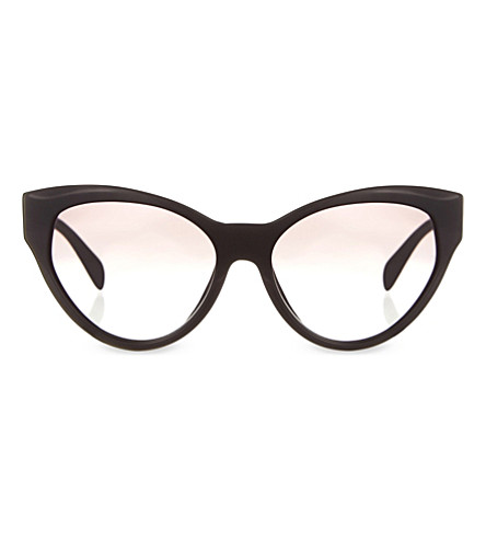 PRADA PR08S cat-eye sunglasses (Black