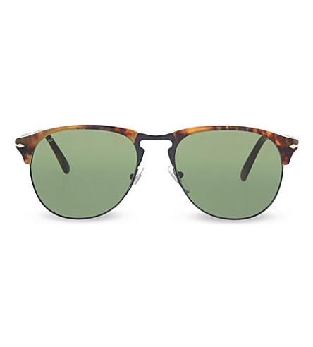 PERSOL PO8649S 1968 Caffé pilot sunglasses (Caffe'