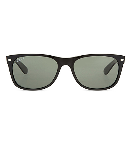RAY-BAN RB2132 New Wayfarer Classic sunglasses (Black