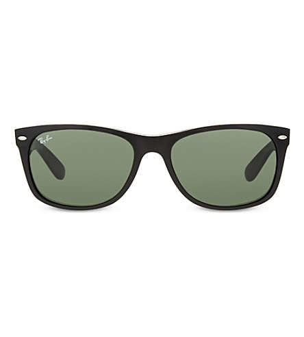 RAY-BAN RB2132 New Wayfarer sunglasses (Black