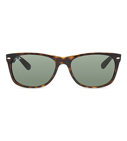 RAY-BAN RB2132 New Wayfarer sunglasses (Tortoise