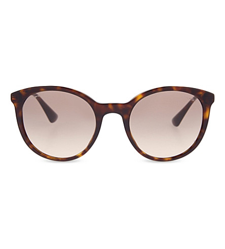 PRADA PR17SS Cinema Havana Phantos sunglasses (Havana