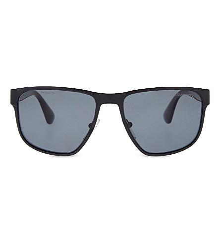 PRADA PR55SS square sunglasses (Black