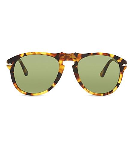 PERSOL PO0649 aviator sunglasses (Madreterra