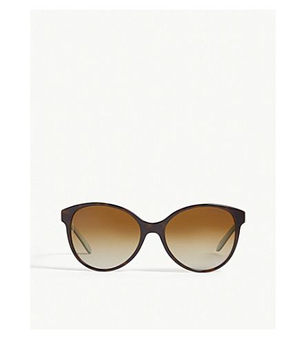 TIFFANY & CO TF4127 cat-eye-frame sunglasses