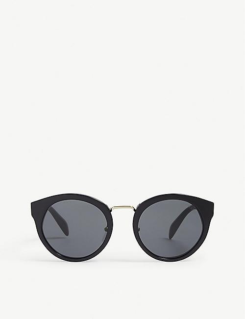 2eaa81a58fb PRADA - Cat eye - Sunglasses - Accessories - Womens - Selfridges ...