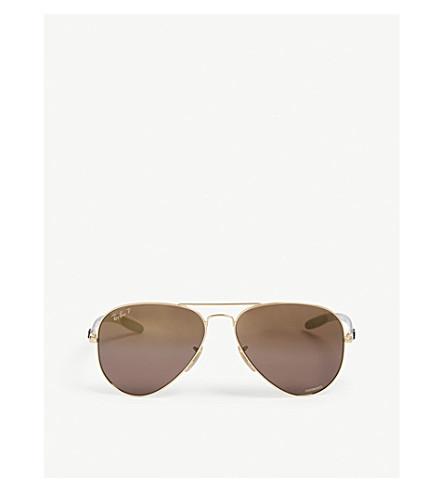 RAY-BAN Pilot sunglasses (Gold