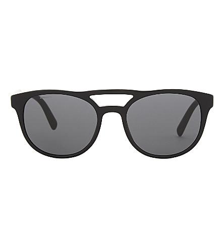 PRADA Pr13ts square-frame sunglasses (Black