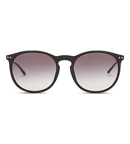 BURBERRY Be4250 square-frame sunglasses (Black