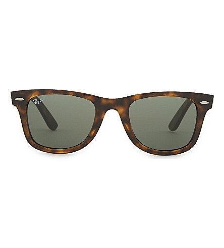 RAY-BAN Rb4340 wayfarer sunglasses (Havana