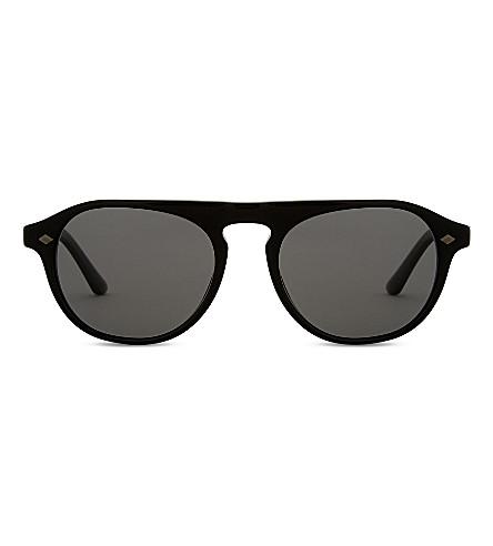 GIORGIO ARMANI Ar8096 Phantos sunglasses (Black