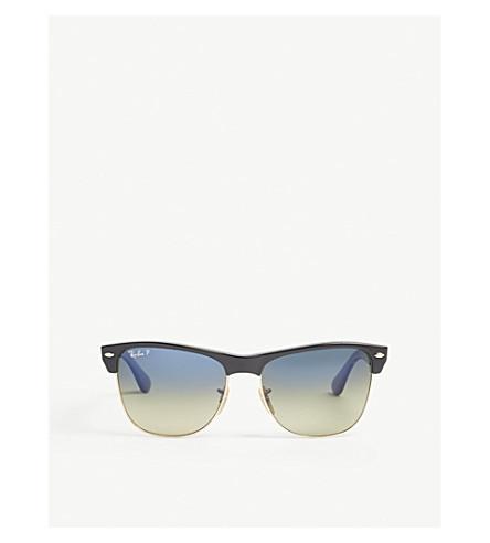 RAY-BAN RB4175 square-frame sunglasses (Black