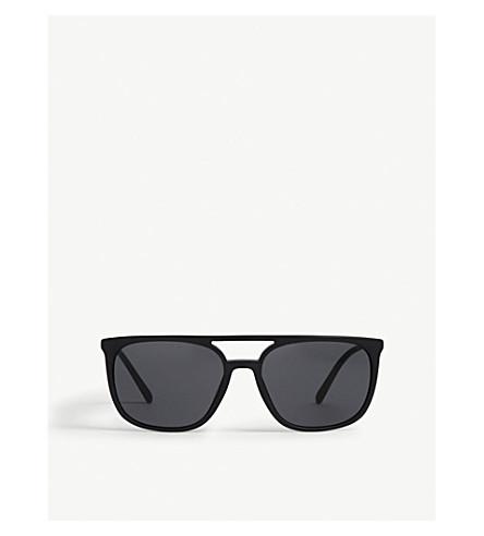 BURBERRY Be4257square-frame sunglasses (Black