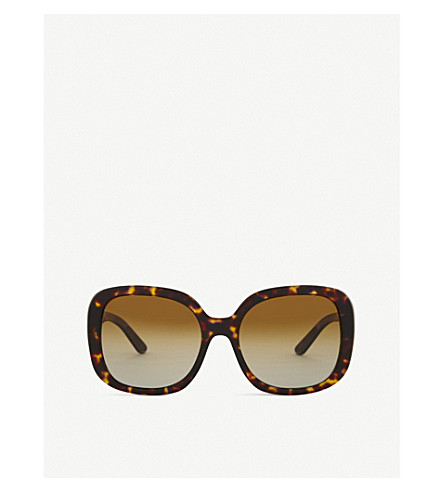 a973eb2c62 BURBERRY - BE4259 square-frame sunglasses