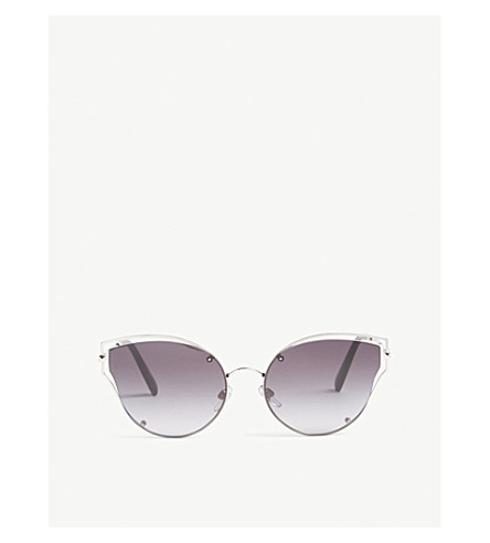 VALENTINO Va2015 cat eye sunglasses (Silver