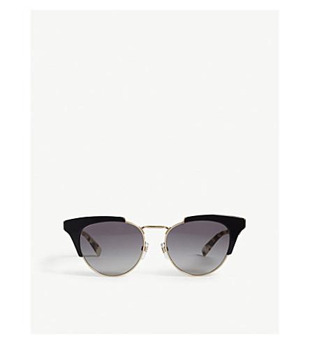 VALENTINO Va4026 cat eye sunglasses (Gold