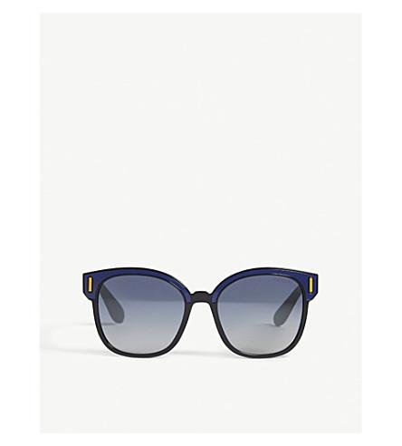 PRADA Pr05us square-frame sunglasses (Blue