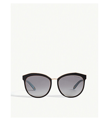 TIFFANY & CO Tf4146 Phantos sunglasses (Black
