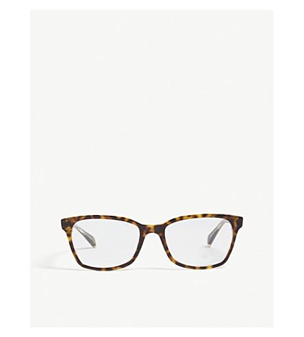 0a30e249ce RAY-BAN RB5362 square-frame glasses (Havana