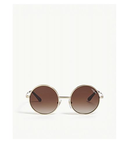 VOGUE Gigi Hadid Vo4085s round-frame sunglasses