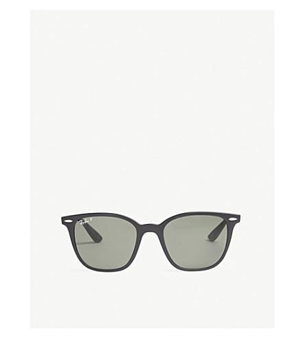 RAY-BAN RB4297 square-frame sunglasses (Black