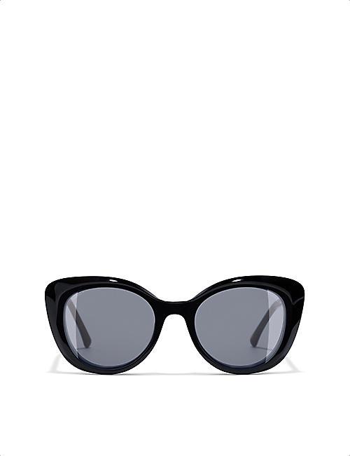 CHANEL - Sunglasses - Accessories - Womens - Selfridges | Shop Online