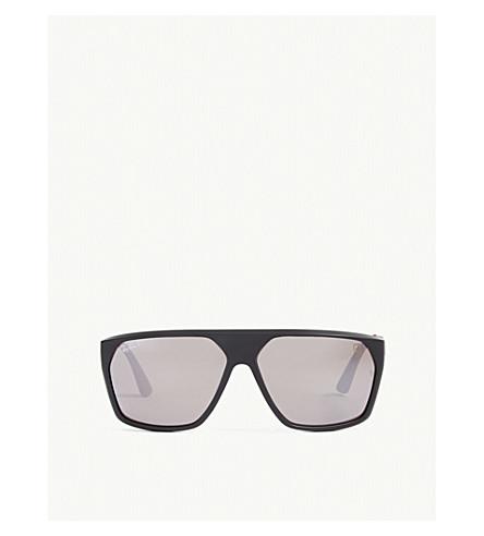 RAY-BAN - RB4309 square-frame sunglasses | Selfridges.com